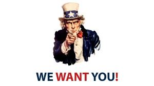 we-want-you-stellenanzeige
